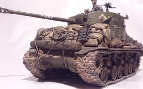 Картинка игрушка, танк, средний, моделька, M4 Sherman, «Шерман»