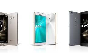Обои Asus, smartphone, ZS570KL, ZenFone, ZenFone 3 Deluxe (ZS570KL), Asus ZenFone, Asus ZenFone 3 Deluxe, ZenFone ...