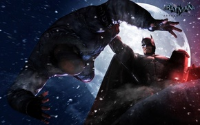 Картинка Бэтмен, Batman, Брюс Уэйн, Batman Arkham Origins, Warner Bros, Готэм Сити