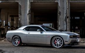 Картинка Dodge, SRT8, Challenger