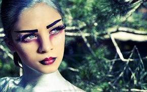 Картинка модель, Geisha, Kelsey May Connor, Stylish Modern, Valentina Rossi