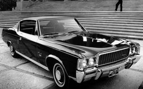 Картинка 1971, Hardtop, AMC, Ambassador