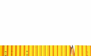 Картинка фон, цвет, карандаши