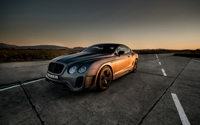 Картинка car, авто, купе, tuning, бентли, bentley continental gt, vilner