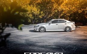 Картинка машина, авто, Lexus, диски, auto, Wheels, IS250, Concavo
