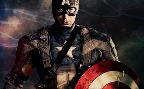 Картинка щит, captain america, капитан америка, first avenger, первый мститель, Крис Эванс