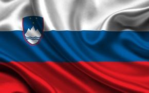 Картинка флаг, Словения, slovenia