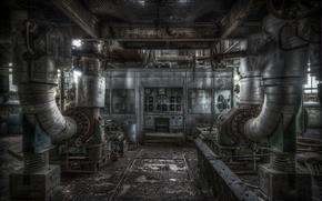 Картинка завод, фон, фабрика