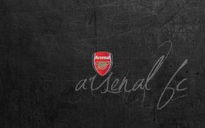 Обои фон, надпись, логотип, эмблема, Арсенал, Arsenal, Football Club, канониры, The Gunners, футбольный клуб