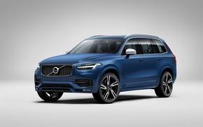 Картинка Volvo, XC90, R-Design, 2015