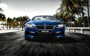 Картинка бмв, BMW, кабриолет, Cabrio, F12, 2015