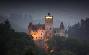 Картинка дракула, румыния, трансильвания, замок