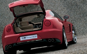 Картинка Ferrari, Giugiaro, de-la, GG50, Giorgetto, La-genese