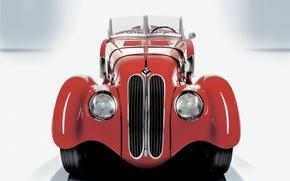 Обои Красный, BMW, БМВ