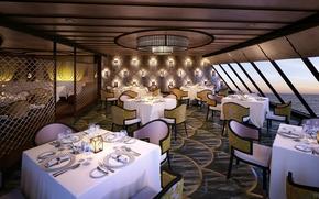 Картинка luxury, yacht, cruise, motor, Regent Seven Seas