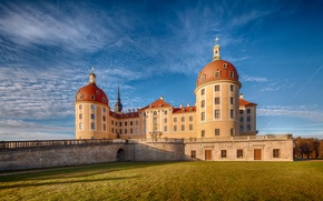 Картинка окна, тень, windows, shadow, Саксония, Saxony, Замок Морицбург, Сказка замок, Moritzburg, Schloss Moritzburg, Fairytale Castle