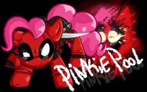 Картинка Игры, Pinkie Pie, Dead Pool