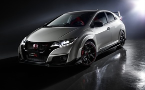 Обои цивик, Type R, Civic, Honda, хонда