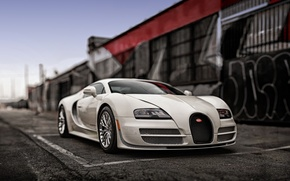 Картинка Bugatti, Veyron, 2010, бугатти, Super Sport, вейрон, US-spec