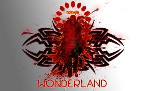 Картинка Аниме, Красный человек, DeadmanWonderland
