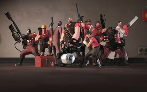 Картинка game, heavy, Team fortress, Team fortress 2