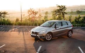 Картинка бмв, Active, Tourer, 2015, ZA-spec, F45, BMW 218i