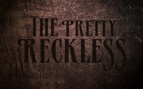 Картинка текст, музыка, минимализм, рок, The Pretty Reckless