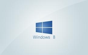 Картинка Windows, logo, eight, operation system