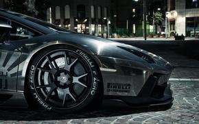Картинка Lamborghini, суперкар, ламборджини, Aventador, авентадор, 2015