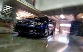 Картинка Subaru, Impreza, STi GRB