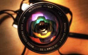 Обои HDR, фотоаппарат, photography, фотик, canon, canon eos 450d, Minolta Srt 101b, high dynamic range, close-up, ...