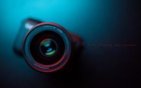 Картинка фото, фотоаппарат, объектив, линза, Canon
