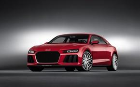 Картинка Concept, Audi, Quattro, Sport, 2014, Laserlight
