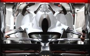 Картинка спорт, McLaren, формула 1, болид, formula 1, задний вид