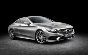 Обои 2015, mercedes-benz, s-class, coupe