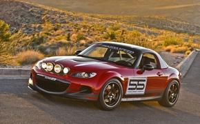 Картинка Concept, Мазда, Mazda, MX-5, Super 25