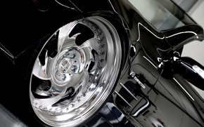 Обои Колесо, Диск, Mercedes-Benz, SL Maxx