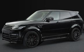 Картинка Range Rover, Sport, Mansory, рендж ровер, 2014