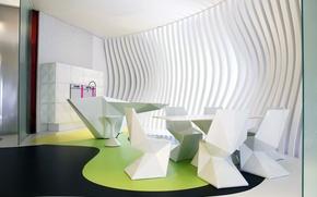 Картинка дизайн, дом, стиль, вилла, интерьер, кухня, столовая, modern design