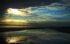 Картинка sky, nature, water
