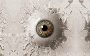 Картинка глаз, арт, око