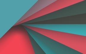 Картинка линии, design, color, material, android-L4