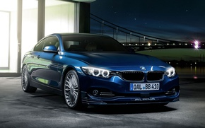Картинка BMW, Biturbo, Alpina