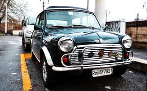 Картинка авто, Mini Cooper, Morris Mini Cooper