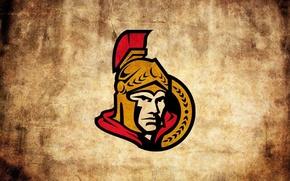 Картинка Логотип, NHL, Хоккей, Ottawa, Сенаторс, Senators