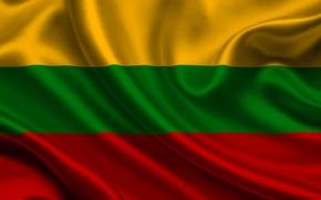 Картинка флаг, Литва, lithuania