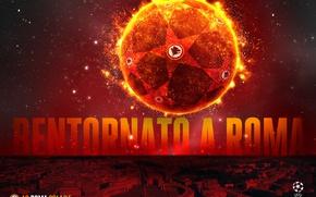 Картинка sport, football, AS Roma, UEFA Champions League