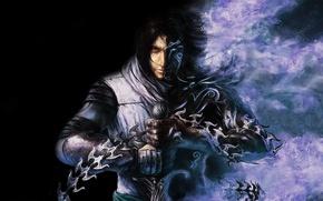 Картинка темный принц, Ubisoft, Принц Персии, Prince of Persia:The Two Thrones