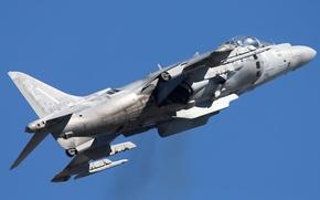 Картинка штурмовик, McDonnell Douglas, Harrier II, AV-8B, «Харриер» II