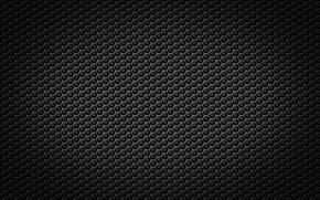 Картинка чёрный, текстура, метал